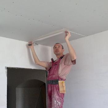 Ремонт потолков в Ирпене и Буче