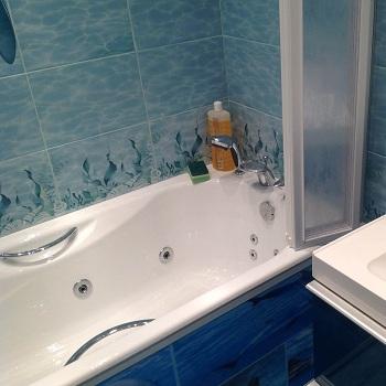 Ремонт ванной в Ирпене и Буче